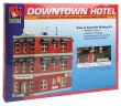 LIFE433-7482 - N Scale - Downtown Hotel