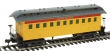 MANT715100 - HO Scale - 1890 Wooden Passenger Car UP - Coach