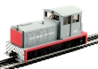 MODE96672 - HO Scale - DDT Plymouth Industrial Diesel Locomotive - SP