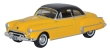 OXFO87OR50003 - 1:87 Scale - Oldsmobile Rocket 88 Coupe 1950 Yellow And Black