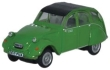 OXFONCT004 - 1:160 Citroen 2CV - Bamboo Green