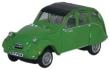 OXFONCT004 - 1:160 Citroen 2CV - Bamboo Green