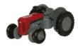 OXFONTEA002 - 1:160 Red Ferguson Tractor