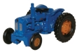 OXFONTRAC001 - 1:160 Scale - Blue Fordson Tractor