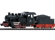 PIKO50501 - HO Scale - 0-4-0 Steam Locomotive With Tender BR98
