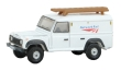OXFONDEF008 - 1:160 Scale - Land Rover Defender - Network Rail