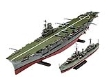 REVE05149 - 1:720 Scale - HMS Ark Royal and Tribal Class Destroyer