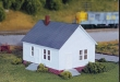 RIX628-0201 - HO Scale - Single Story House