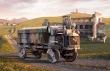 ROD736 - 1:72 Scale - FWD Model B 3-Ton US Army Ammunition Truck