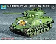 "TRUMP07229 - 1:72 Scale - M4A3E8 Tank - ""Korean War"""
