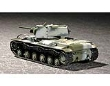 "TRUMP07232 - 1:72 Scale - Russian KV-1 M1941 - ""KV Small Turret Tank"""