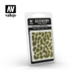 VALLSC416 - Wild Tufts - Mixed Green - 6mm