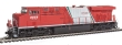 WALT910-10165 - HO Scale - GE ES44 Evolution Locomotive - Canadian Pacific #8858