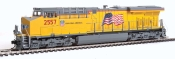 HO Scale - GE ES44 Evolution Locomotive - Union Pacific #2557