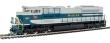 WALT910-19851 - HO Scale - EMD SD70ACe Locomotive - NS #1070 (WAB Heritage Unit)