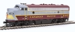 WALT910-19907 - HO Scale - EMD F7A Locomotive - Canadian Pacific #4100 - DCC Sound