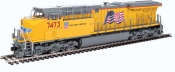 HO Scale - GE ES44 Evolution Locomotive - Union Pacific #7473 - DCC Sound