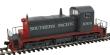 WALT910-9230 - HO Scale - EMD SW-1 Locomotive - Southern Pacific #1008