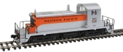 HO Scale - EMD SW-1 Locomotive - Western Pacific #502