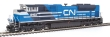 WALT910-9835 - HO Scale - EMD SD70ACe Locomotive - Canadian National #8102
