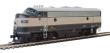 WALT910-9936 - HO Scale - EMD F7A Locomotive - Burlington Northern #1