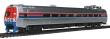 WALT920-14822 - HO Scale - 85' Budd Metroliner Parlor Car - Amtrak Phase 2 - DCC and Sound