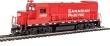 WALT931-2501 - HO Scale - Canadian Pacific GP15-1 Locomotive