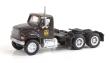 WALT949-11184 - 1:87 Scale - International 4900 Dual Axle Semi Tractor - UPS (Bow Tie Scheme)
