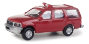 1:87 Scale - Ford Expedition Special Service Vehicle - Fire Command