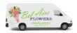 WALT949-12205 - 1:87 Scale - Delivery Van - Bel Aire Flowers