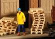 WALT949-4129 - HO Scale - Wood Pallets