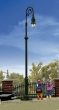 WALT949-4303 - HO Scale - Bishop's Crook Street Light