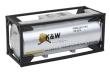 WALT949-8102 - HO Scale - Tank Container - K&W Alaska