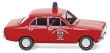 WIKI86130 - 1:87 Scale - Ford Escort - Fire Department